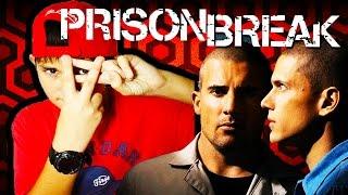 PRISON BREAK - рекомендую посмотреть.