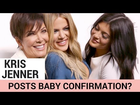 Did Kris Jenner Just Confirm Khloe & Kylie