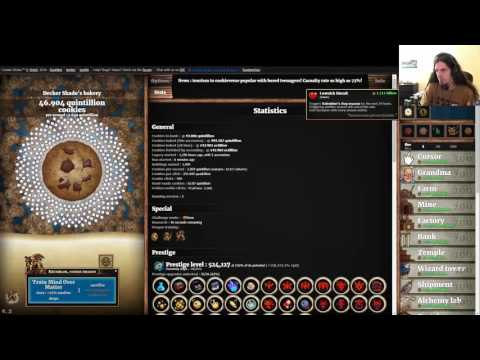 So Many Achievements - Cookie Clicker #5