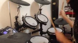 CANNIBAL CORPSE   Asphyxiate To Resuscitate   Drum Cover + SHITTY MINI KEYBOARD RENDITION!!!