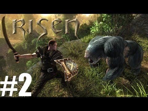 #29 (Czytaj Opis pod Live) Live Risen 1 (Pałka + Tarcza)