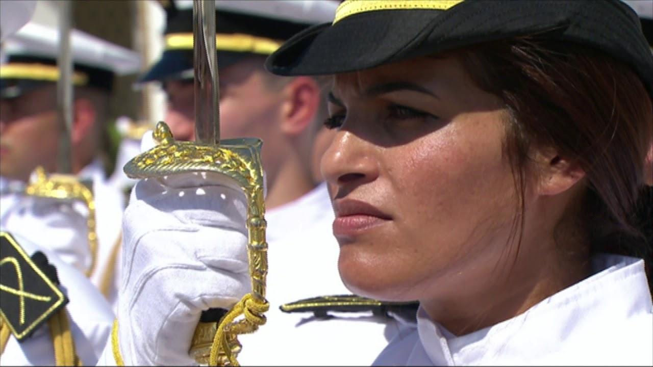 موكب الاحتفال بالذكرى الرابعة والستين لانبعاث الجيش الوطني