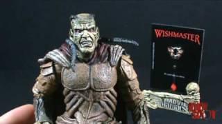 Toy Spot - Mcfarlane Movie Maniacs Series 5Wishmaster Djinn