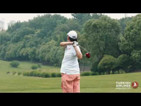 Turkish Airlines World Golf Cup 2016 | Shanghai