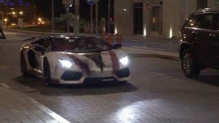 DUBAI CAR SPOTTERS!