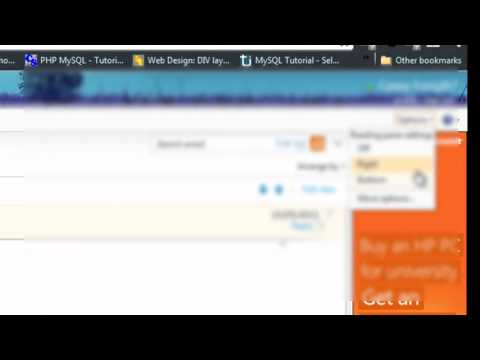 How to forward email from windows live to another email address