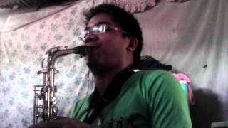 How deep is your love (alto sax cover)