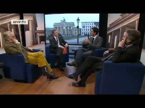 Talk: Euro Crisis - Is Germany Paying Enough? | Quadriga