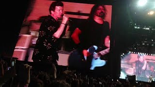 Foo Fighters ft. Rick Astley - Never Gonna Give You Up LIVE at Reading Festival 2019