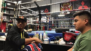Mikey Garcia live Answers your questions thumbnail