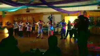 Rosa Orta Quince Surprise Dance In Bryan Texas