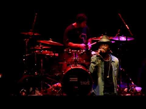 K'naan Strugglin'- Live in DC