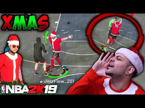 Repeat NBA 2K19 THE BEST JUMPSHOT FOR ANY ARCHETYPE ✅ BEST
