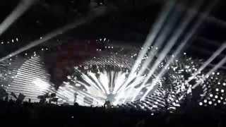 Eurovision Song Contest 2015 Final - Georgia - Nina Sublatti - Warrior