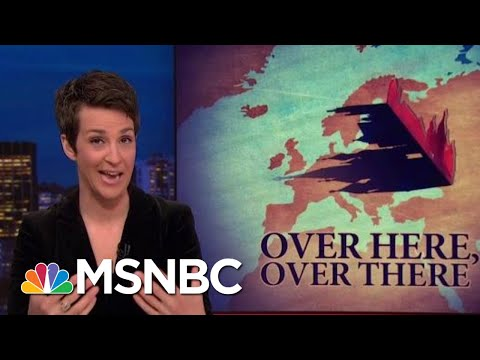 Russian Agitation Seen In European Politics As Elections Approach | Rachel Maddow | MSNBC