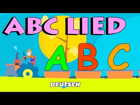 ABC Lied | German Kids Songs