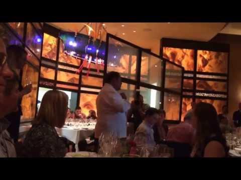 Master Series Dinner Emeril Lagasse New Orleans Fish House 4-23-15