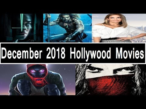 December 2018 Hollywood Movies Release in India