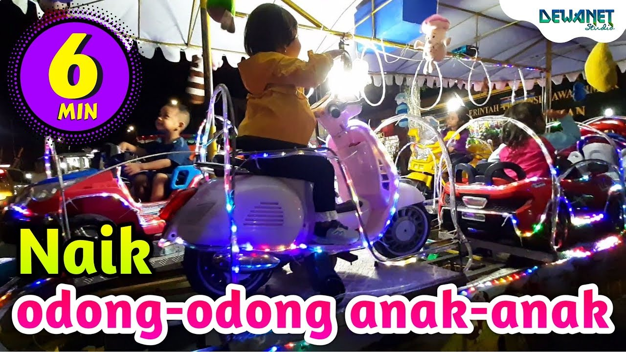 naik odong-odong - YouTube