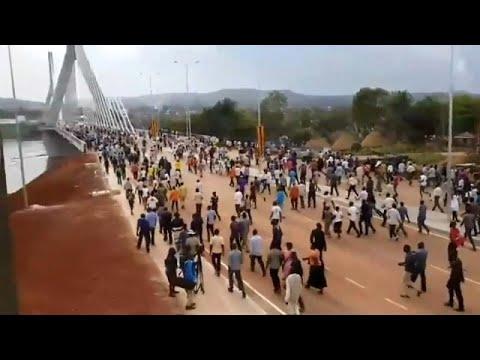 شاهد: أوغندا تحتفل بجسر -مصدر النيل- على طريقتها  - نشر قبل 3 ساعة