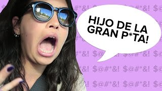 If Spanish Insults Were Said English