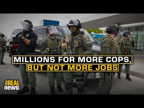$71 Million for More Cops; Not A Dime for Jobs and Healthcare