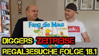 Regalbesuche - Digger bei Euch zu Gast - Folge 18.1 -  Zeitreise Spezial - Martin - Boardgame Digger
