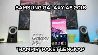 Samsung Galaxy A5 2016 Review Indonesia - Rasa Flagship Harga Hampir Sip