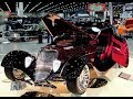 Classic Auto Video - 2017 Detroit Autorama Great 8 Candidates and Ridler Award Winner