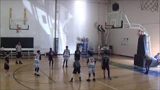 Matthew Kong #10 AAU Basketball Highlights, Summer 2018, Part 2