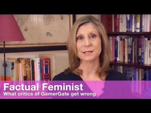 What critics of GamerGate get wrong | FACTUAL FEMINIST