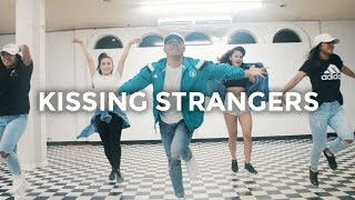 Kissing Strangers - DNCE feat. Nicki Minaj (Dance Video) | @besperon Choreography