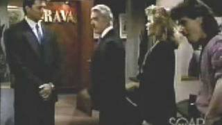 Mac, Amanda, Sam and Evan Counter a Threat; Iris Thanks Michael, 1989