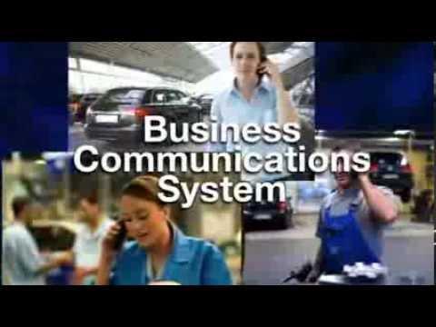 Panasonic Business Phone System Wireless