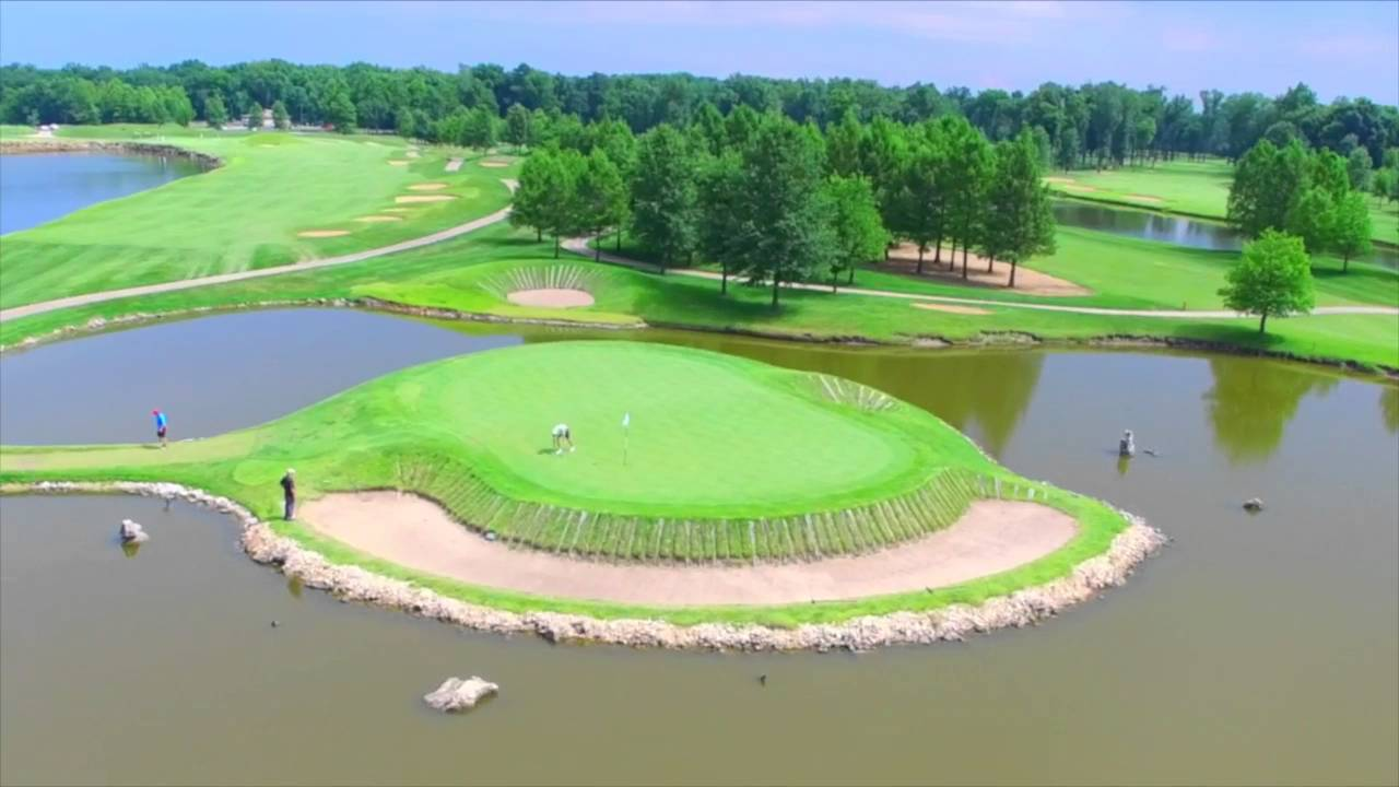 Old Hickory Golf Club Overview 2016 Youtube