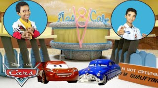 Welcome To Radiator Springs   Toy Play   Pixar Cars