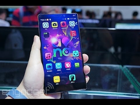 The Lenovo K920 makes your phone look puny