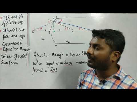 Complete Optics ( 12th Class Physics ) Lecture part - 6 ( CBSE Board )