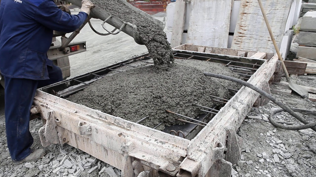 Бетон в полевском вибронасадка бетон