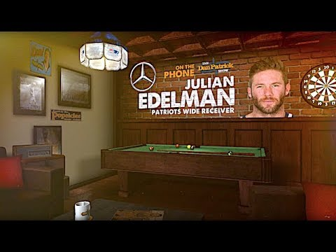 Pats WR Julian Edelman Talks Chargers Rout, Chiefs Rematch w/Dan Patrick | Full Interview | 1/14/19