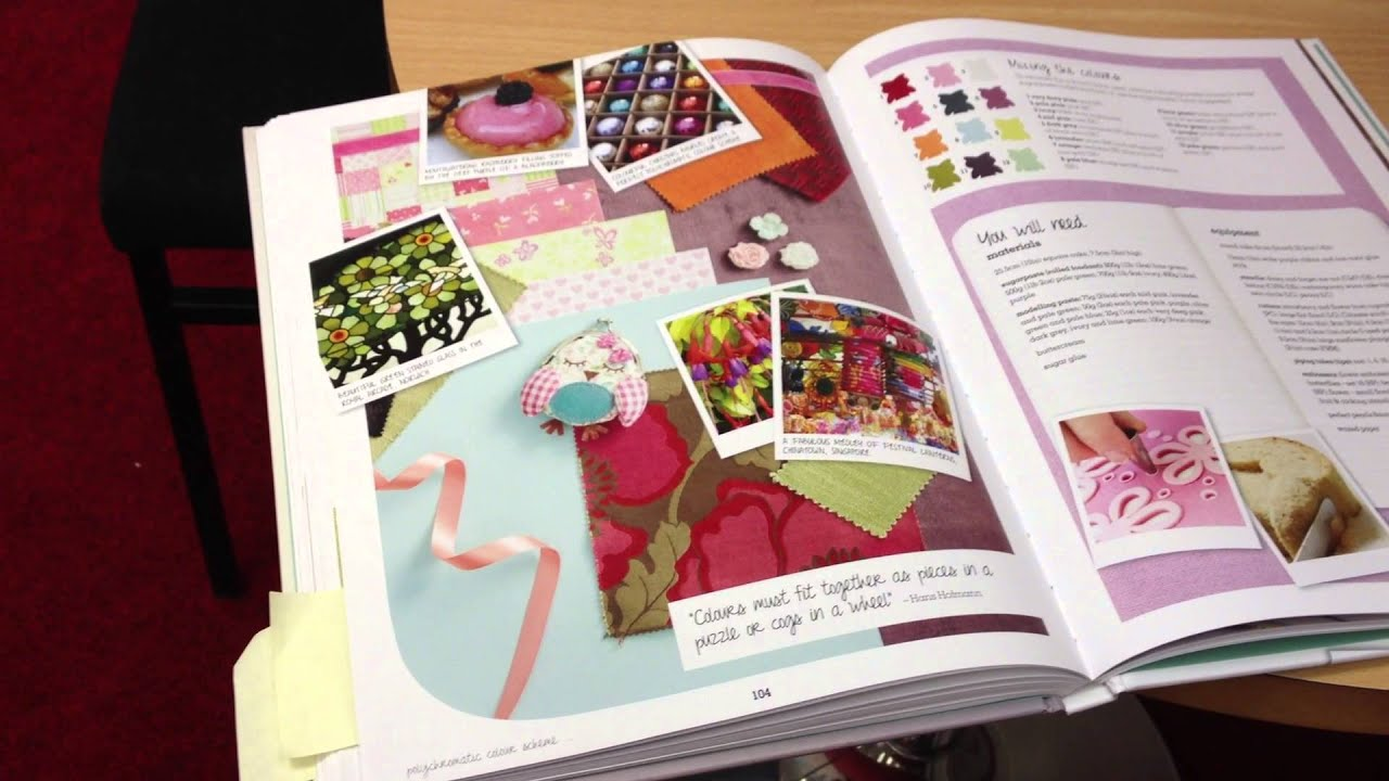 Sneak Peek Preview | Creative Colour For Cake Decorating ...