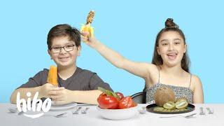 Kids Try Strange Popsicles  Kids Try  HiHo Kids