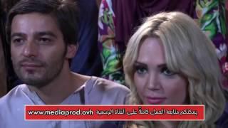 طلال مارديني - غسان تم اختياره اهم ممثل لهالموسم ... والقى كلمة ... بس شو صار بهالكلمة ؟؟
