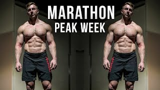 MARATHON PEAK WEEK IS HERE!