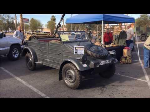1942 VW Kubelwagen 1st Annual Briton Car Show Las Vegas