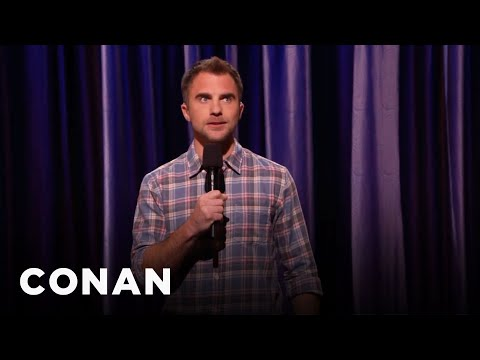 D.J. Demers Stand-Up 12/01/14  - CONAN on TBS