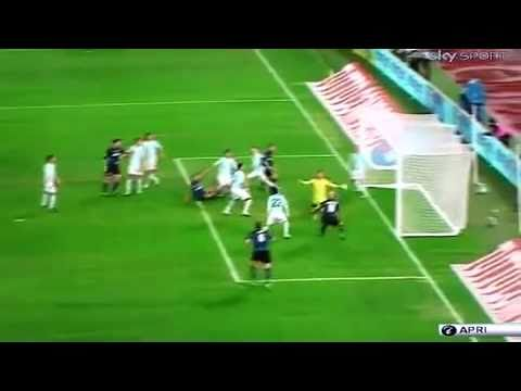 Lazio Vs Inter Milan 3-1 All Goals & Highlights (3.12.10)