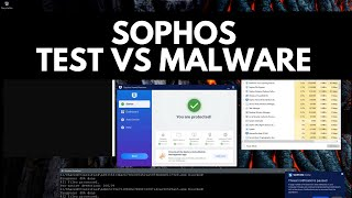 Sophos Home Test vs Malware
