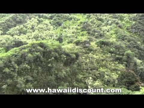Iao Valley State Park near Kahului Hawaii on Maui