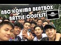 NBC Cosfest Beatbox battle vlog.
